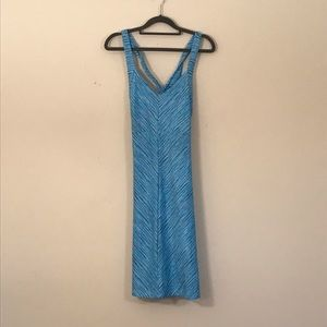 Tehama cross back dress
